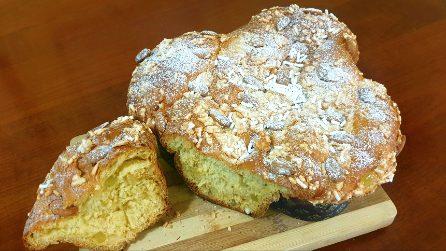 Colomba con unico impasto: la ricetta soffice e golosa