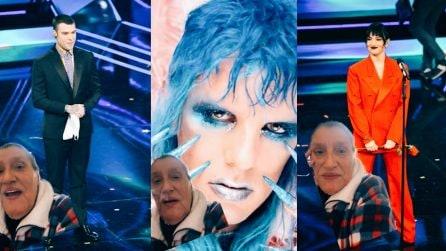 La nonnina che dà i voti ai cantanti di Sanremo 2021