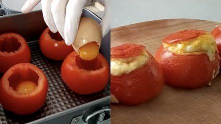 Frittatine nei pomodori: la ricetta originale e squisita