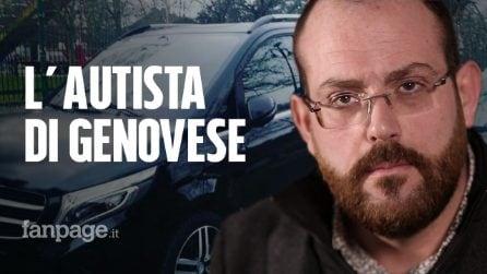 """L'autista che portava le ragazze da Genovese: """"Se mi fossi accorto di qualcosa sarei intervenuto"""""""
