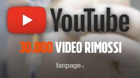 Youtube ha rimosso più di 30.000 video no-vax che contenevano informazioni false sui vaccini