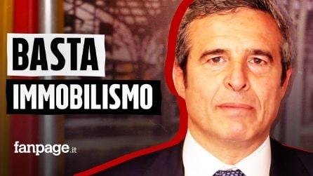 """Riccardo Monti: """"Napoli ha perso vent'anni di tempo, è stata governata con gli slogan"""""""