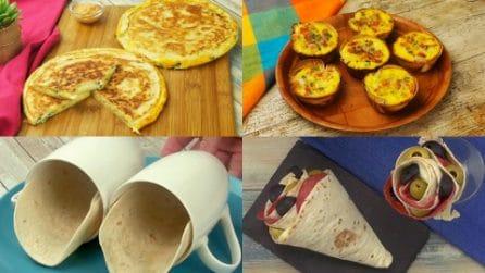5 Modi creativi e originali per utilizzare la piadina in cucina!