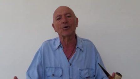 """Raoul Casadei incoraggiò gli italiani durante il primo lockdown: """"Andrà tutto liscio"""""""