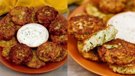 Cabbage patties: the quick and delicious recipe!