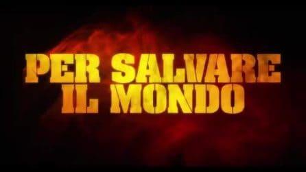 The Suicide Squad, il trailer