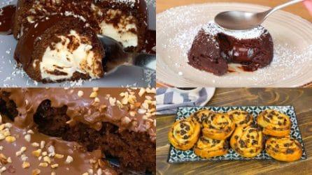 4 Piccole dolcezze al cioccolato troppo golose per non provarle!
