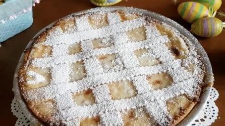 Pastiera napoletana: la ricetta per preparare il classico e goloso dessert