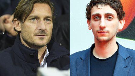 Speravo de morì prima, Castellitto fa Totti. Il cast della serie sulla vita del capitano della Roma