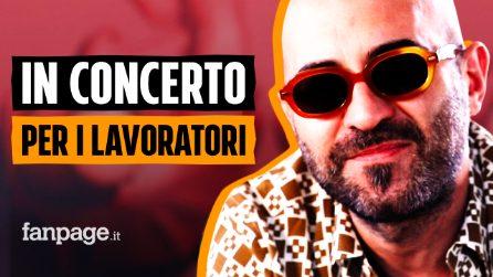 """Negramaro, Sangiorgi: """"I concerti saranno un modo per riabituarci alla normalità pre Covid"""""""