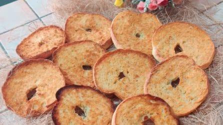 Friselle fatte in casa: la ricetta per averle fragranti e saporite