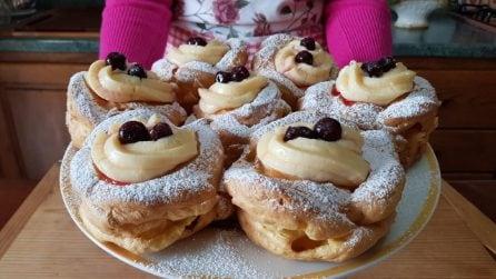 Zeppole di San Giuseppe: la ricetta del goloso dessert campano