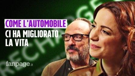 Recharge Life | Ep.4: L'automobile - Andrea Delogu intervista Guido Meda
