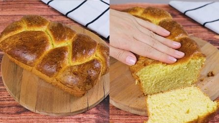 Brioche bread: fluffy and perfect for any occasion!