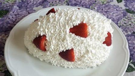Torta uovo: l'idea originale e golosa per il dessert di Pasqua