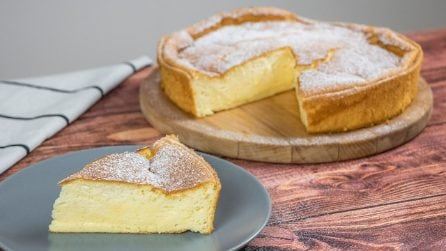 Yogurt cake: tasty and fluffy, ready without yeast!