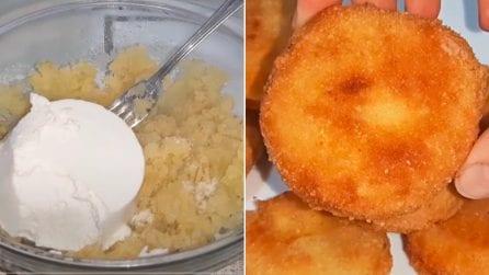 Polpette di ricotta e patate: la ricetta del secondo piatto davvero gustoso