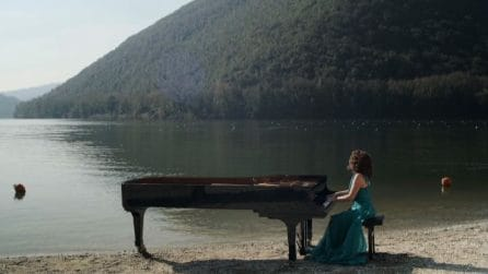 Giornata Mondiale Acqua, l'omaggio al piano di Cristiana Pegoraro