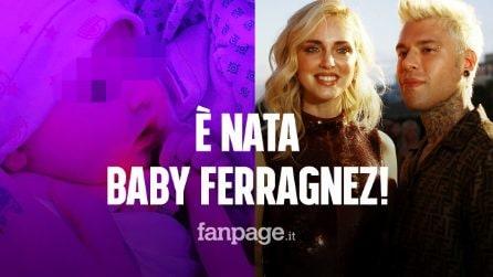 Chiara Ferragni e Fedez, è nata la seconda figlia dei Ferragnez: la prima foto di baby Vittoria