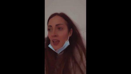 """Teresa Cilia annuncia: """"Salvatore Di Carlo ha preso il Covid"""""""