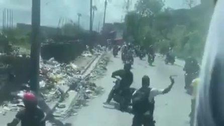 Una banda armata aggredisce la nazionale del Belize ad Haiti