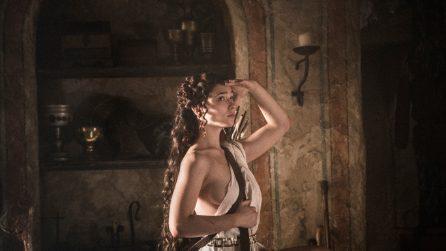 """Matilda De Angelis è Caterina da Cremona in Leonardo: """"Un personaggio di finzione, con tanta verità"""""""
