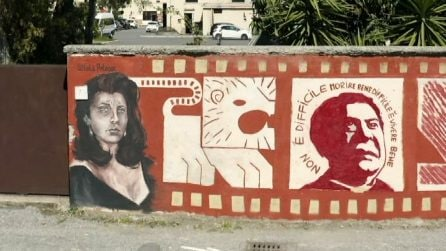 Cantieri San Paolo, il nuovo laboratorio di street art a Roma