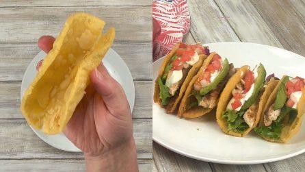 Tacos fritti: la ricetta per prepararli in modo perfetto!