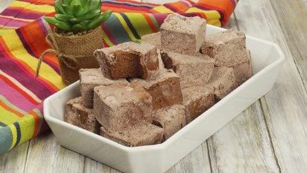 Marshmallow al cioccolato: la variante che sorprenderà tutti!