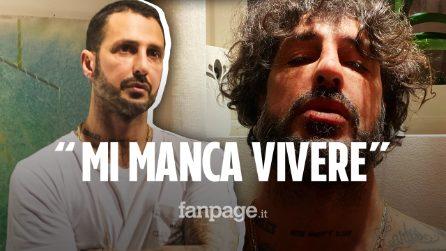 """Fabrizio Corona, l'ultimo sfogo: """"Mi manca la mia libertà, mi manca vivere. Sono molto stanco"""""""