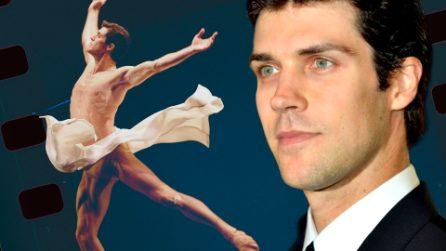 La storia di Roberto Bolle, il ballerino fatto con la materia dei sogni