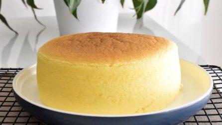 Cotton cheesecake: il dessert più soffice e gustoso di sempre