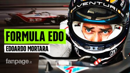 """Edo Mortara a Fanpage: """"A Roma il mio E-Prix di casa"""""""