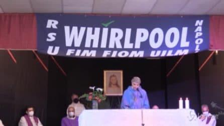 """Whirlpool, monsignor Battaglia: """"Da governo arrivino azioni concrete, fondi Ue salvino la fabbrica"""""""