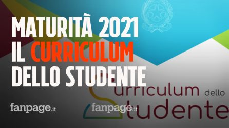Maturità 2021, arriva il curriculum dello studente: come funziona e dove compilarlo