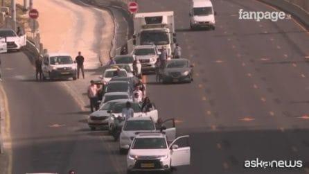 Israele si ferma per due minuti per le vittime dell'Olocausto