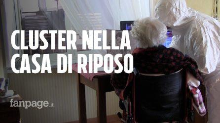 """Covid19, cluster nella casa di riposo a Napoli: """"Tutti contagiati, l'ASL non ci ha fornito il vaccino"""""""