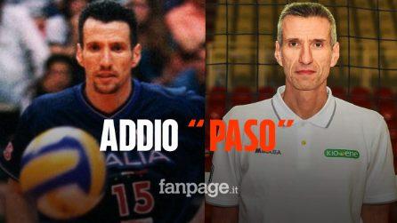 """Morto Michele Pasinato, il campione azzurro di pallavolo """"eroe di Velasco"""" si è spento a 52 anni"""