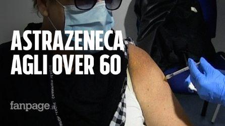 """Napoli, AstraZeneca agli over 60: """"Fate chiarezza per chi va a vaccinarsi"""""""