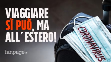 A Pasqua puoi andare all'estero per turismo ma non in un'altra regione italiana: ecco perché