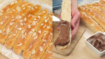 Windsor bread: il morbidissimo pane dolce, tipico della tradizione Giapponese!