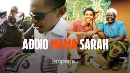 """Morta Mama Sarah, la nonna di Barack Obama: """"Una vita in difesa dell'istruzione in Kenia"""""""