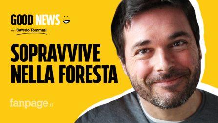 Si schianta nella Foresta Amazzonica ma sopravvive 36 giorni