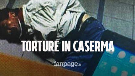 Processo carabinieri Piacenza, nel cellulare di Montella la foto di un uomo gonfio di botte
