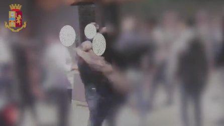 Violente rapine e aggressioni all'Arco della Pace a Milano: arrestati quattro ventenni