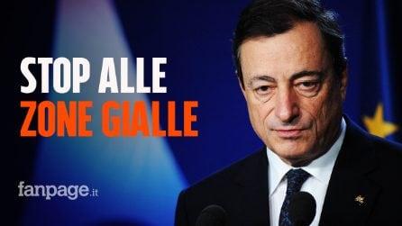 Approvato il decreto Covid: stop a zone gialle, Italia tutta rossa e arancione