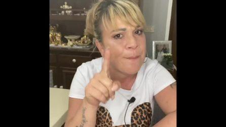 """Angela da Mondello a Barbara d'Urso: """"Hai rovinato 8 mesi della mia vita"""""""