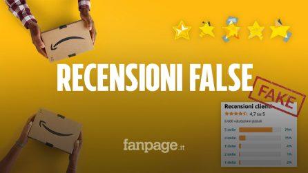 """Così ti truffano su Amazon: """"Regalo prodotti in cambio di recensioni a 5 stelle"""""""