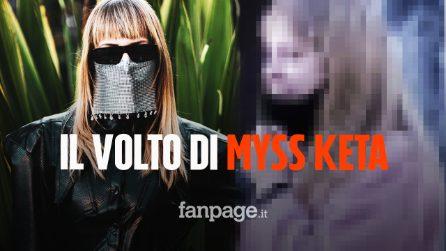 Myss Keta a volto scoperto, le prime foto della rapper milanese senza occhiali e senza mascherina