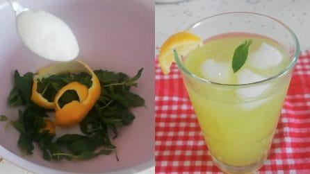 Tisana limone e menta: una bevanda fresca e naturale